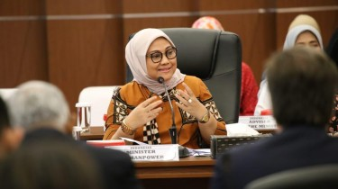 3 Menaker Ida Beri Arahan di Hadapan US-ASEAN Business Council